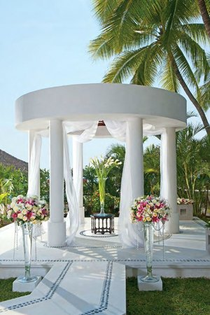 Sunscape Dorado Pacifico Ixtapa: Wedding Gazebo