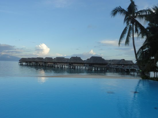 Sofitel Moorea Ia Ora Beach Resort: el paraiso