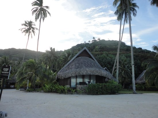 Sofitel Moorea Ia Ora Beach Resort: el bungalow