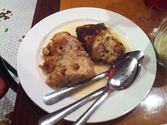 Brookhaven, MS: bread pudding