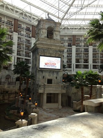 Gaylord Texan Resort & Convention Center : Atrium