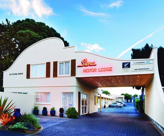 Photo of Siena Motor Lodge Wanganui