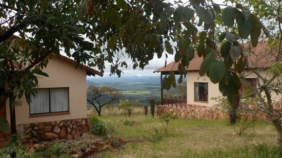 Pongola, Afrika Selatan: The Lodges