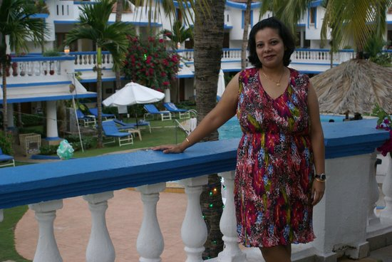 Royal Resorts: Royal Goan Beach Club at Royal Palms: Priyanka