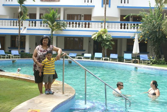 Royal Resorts: Royal Goan Beach Club at Royal Palms: Payal & Pratham