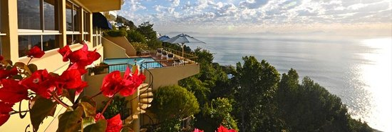 Gordon's Bay, South Africa: Celtic Manor Pool area
