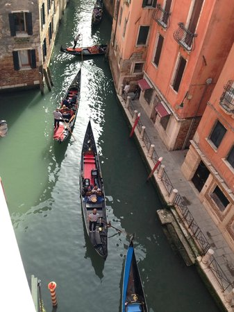 Starhotels Splendid Venice: vista dalla finestra della camera