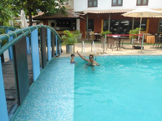 Citrus Goa: Pool