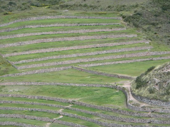 Cusco Region, Peru: Ruinas de Moray
