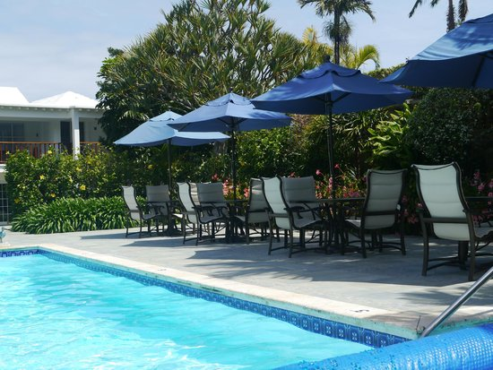Rosedon Hotel: The pool