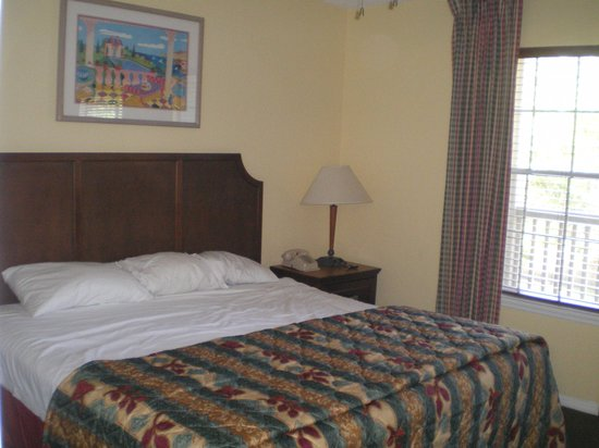 Oak Plantation Resort: The bedroom