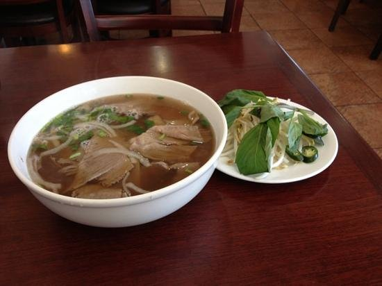Florham Park, Nueva Jersey: Pho for lunch... Mmmmmm