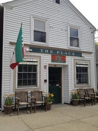 North Kingstown, RI: The Place in Wickford, RI