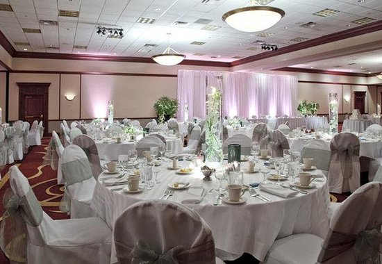 Marriott Cincinnati Airport: International Ballroom Wedding Reception