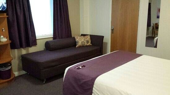 ‪‪Premier Inn Leeds City Centre Leeds Arena‬: room 308‬