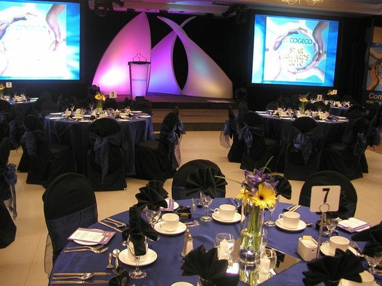 Holiday Inn Burlington Hotel & Conference Centre: Special Event Banquet