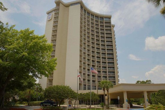 BEST WESTERN Lake Buena Vista Resort Hotel: Front Exterior