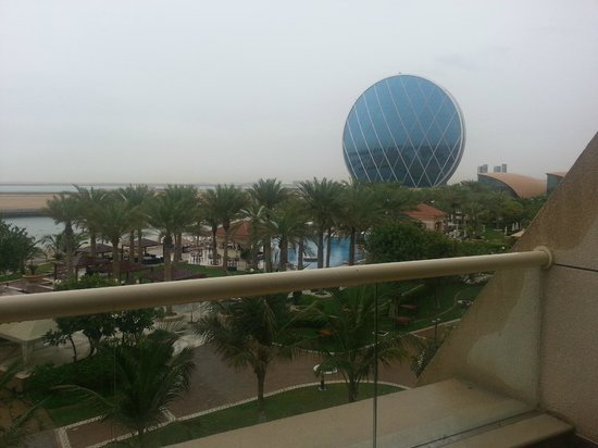 Al Raha Beach Hotel: View from my room