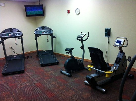BEST WESTERN Lake Buena Vista Resort Hotel: Fitness Center