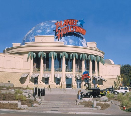 Crowne Plaza Niagara Falls - Fallsview: Planet Hollywood