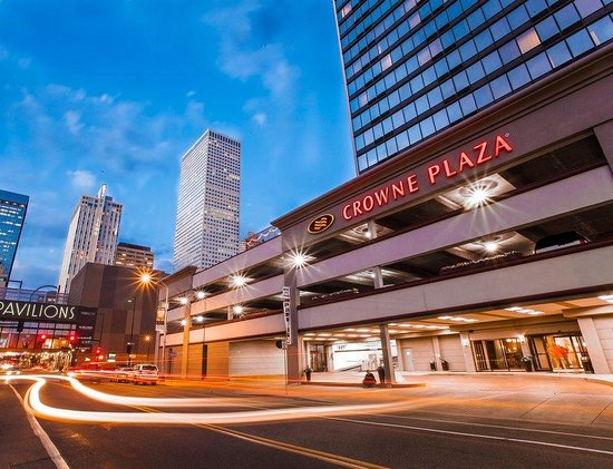 Crowne Plaza Hotel Denver: Crowne Plaza Denver Downtown