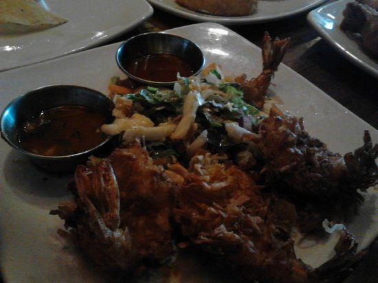 Tualatin, OR: Coconut Shrimp