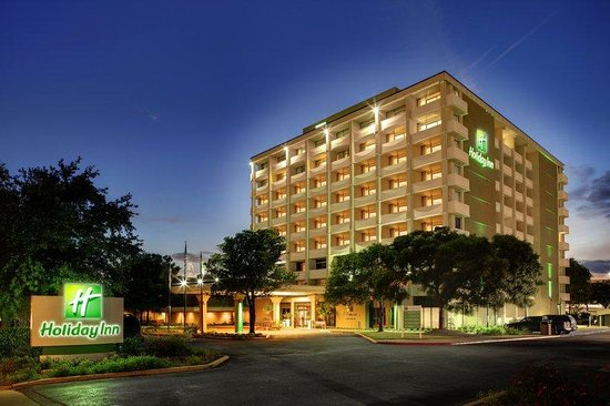 Holiday Inn Austin Midtown: Hotel Exterior
