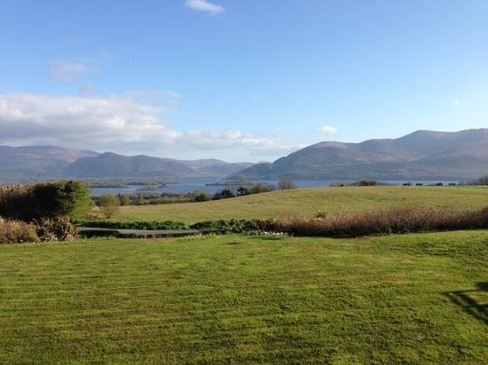 Aghadoe, İrlanda: lake view room view