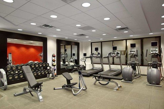 Embassy Suites Detroit Metro Airport: Fitness Center