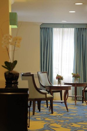 Radisson Plaza-Warwick Hotel Philadelphia: The Warwick Room