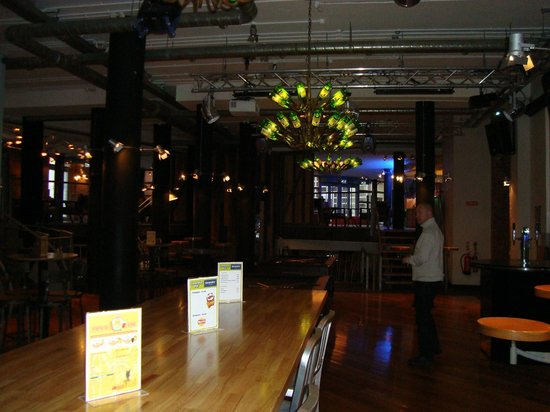 Generator Hostel Dublin: allmnt utrymme