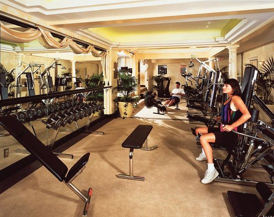The Fairmont Royal York: Health Club