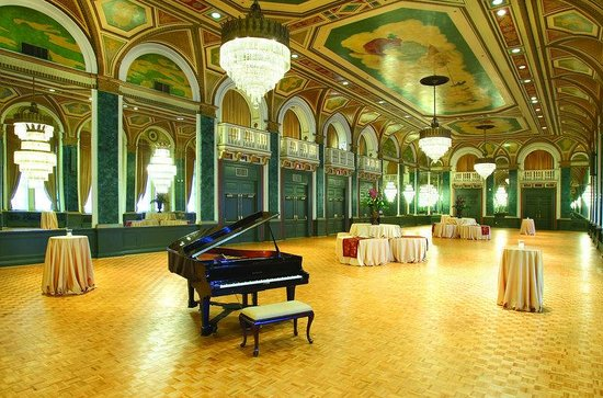 The Fairmont Royal York: Ballroom