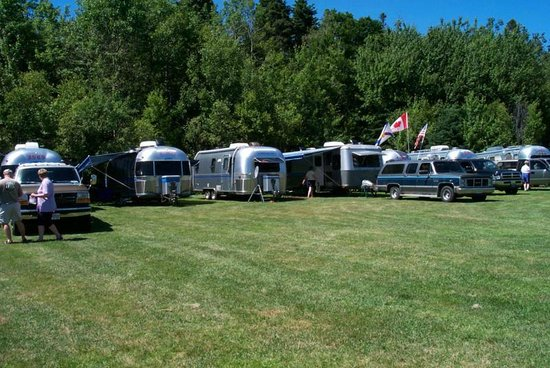 Shubie Campground: Great space!