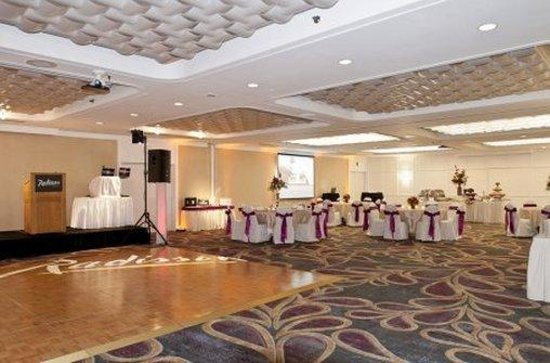 Radisson Hotel Corning: Ballroom
