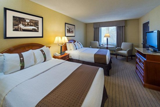 Holiday Inn Saratoga Springs: Double Guest Room