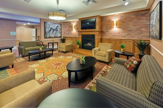 Holiday Inn Saratoga Springs: Conference Center Reception