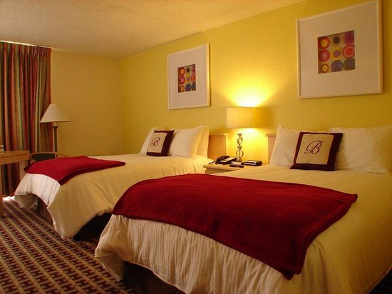 Lauderdale Beachside Hotel: Standard Room With Double Beds