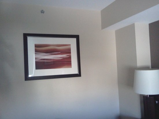 Baymont Inn & Suites: Nice Decor