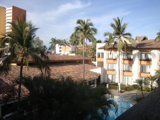 Plaza Pelicanos Club Beach Resort: Desde habitacion