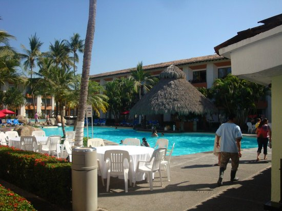 Plaza Pelicanos Club Beach Resort: Desde albercas