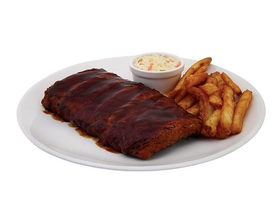 Stonington, CT: St. Louis style BBQ Ribs