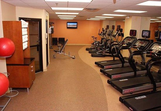 Renaissance Savery Hotel: Fitness Center
