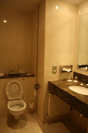 Ardmore Hotel : bagno 