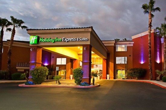 Holiday Inn Express Scottsdale - Old Town: Hotel Entrance