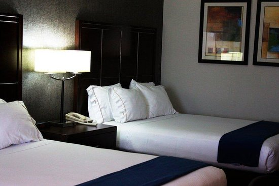 Holiday Inn Express Sea World: Newly Renovated Guest Rooms