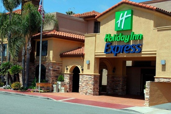 Holiday Inn Express Sea World: Holiday Inn Express Hotel 1 mile from Sea World San Diego-Exterior