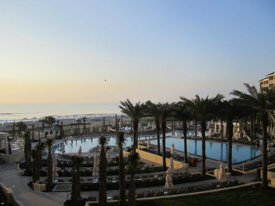 Omni Amelia Island Plantation Resort: view of new pools