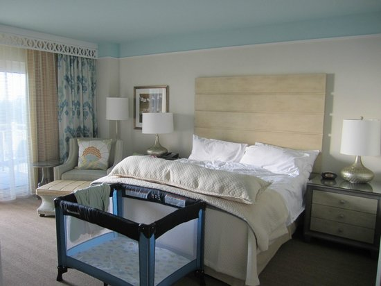 Omni Amelia Island Plantation Resort: Sandpiper suite bedroom