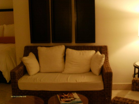 Mayfair Hotel &amp; Spa: Sitting area
